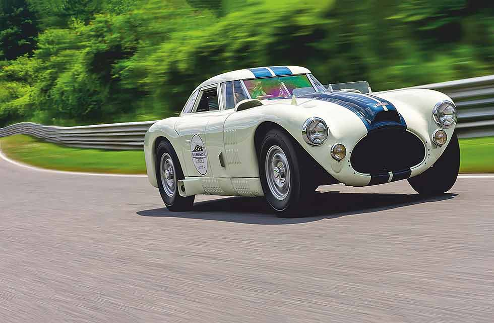 1952 Cunningham C4-RK Coupe continuation