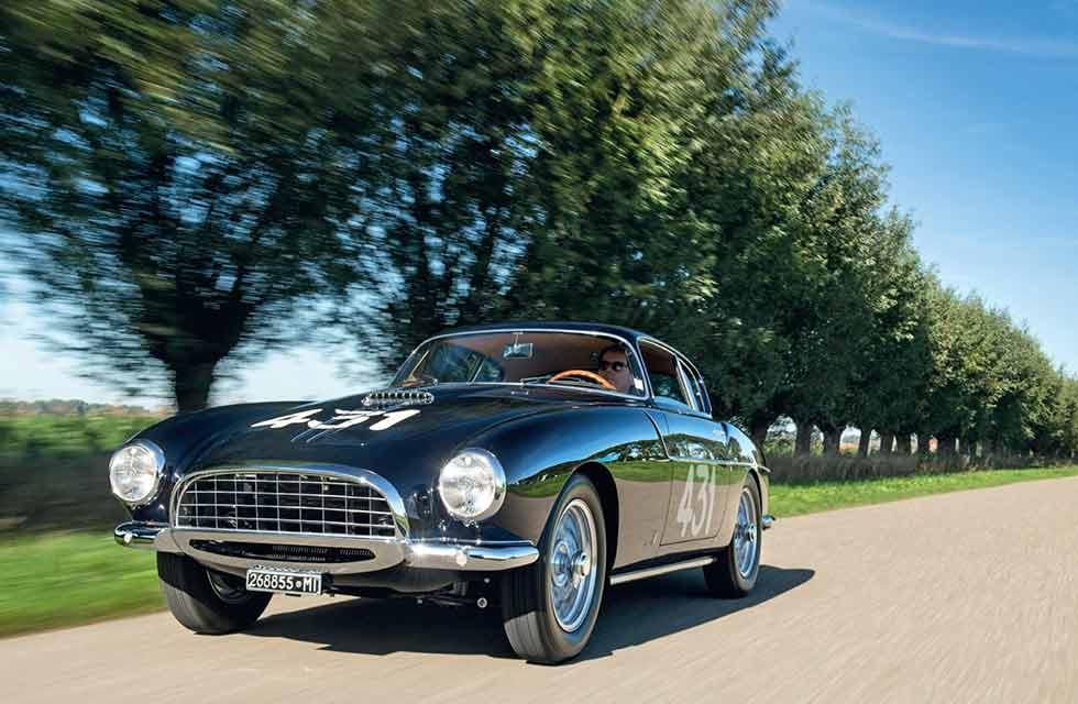 1955 Fiat 8V Berlinetta Vignale Tipo Mille Miglia - road test