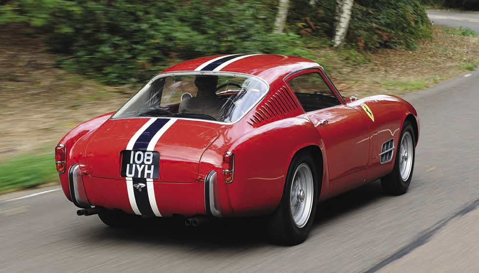 "1956 Ferrari 250 GT LWB Berlinetta ""Tour de France,"" chassis 0585 GT co-star from The Love Bug"