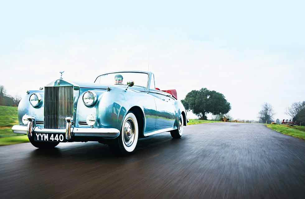 Dean Smith 1960 Rolls-Royce Silver Cloud II DHC