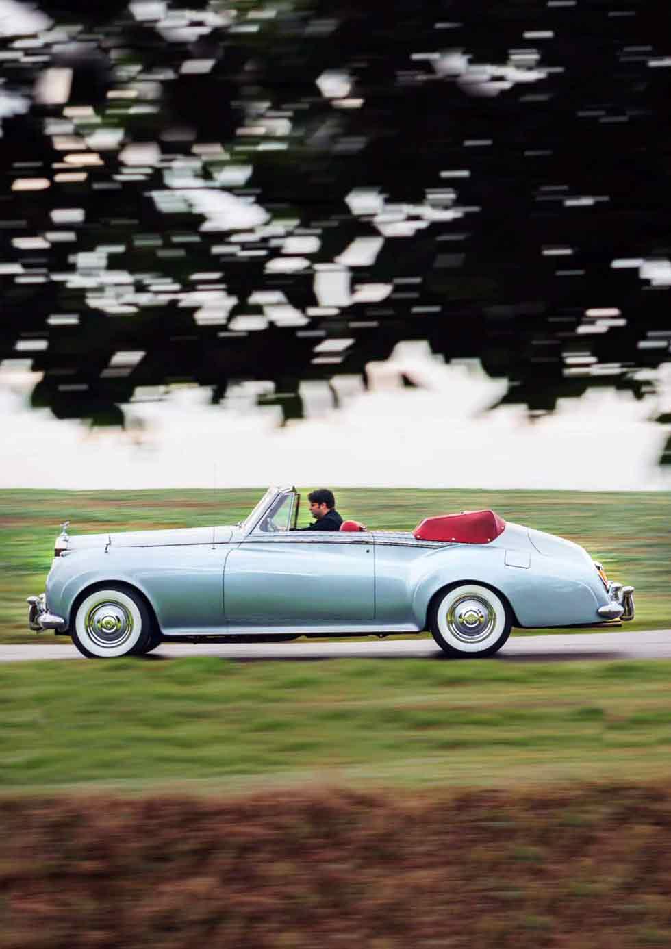 1960 Rolls-Royce Silver Cloud II DHC