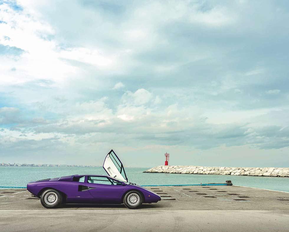 1977 Lamborghini Countach LP400 'Periscopica' road test