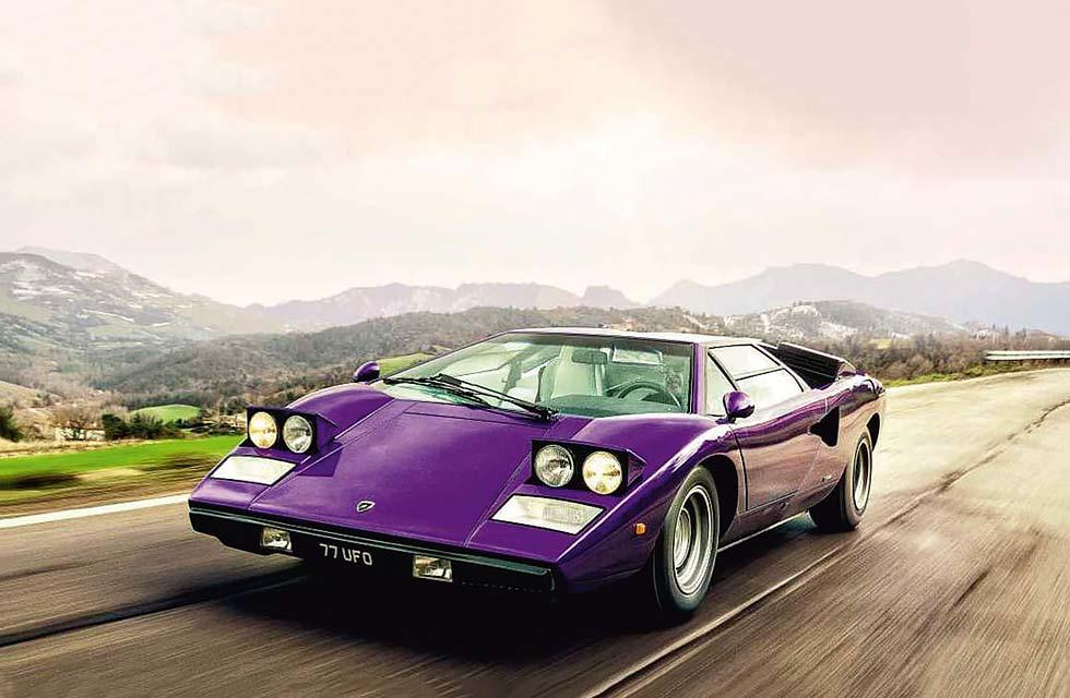 1977 Lamborghini Countach LP400 'Periscopica'