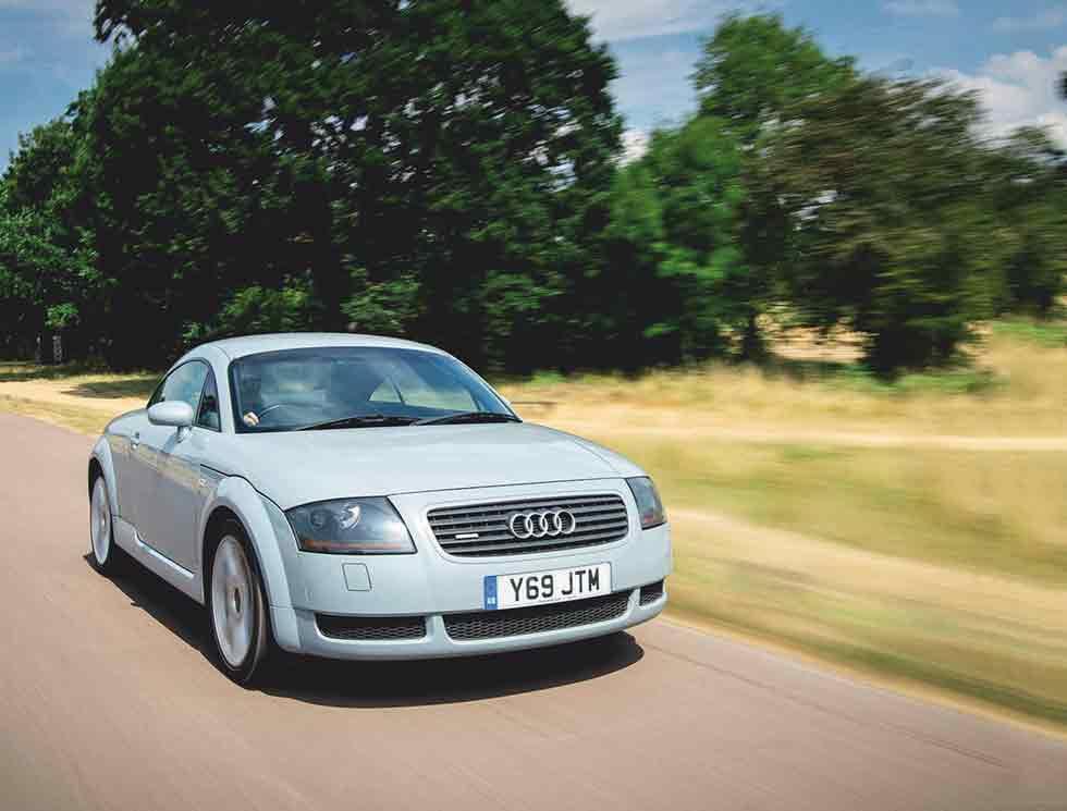 2001 Audi TT 1.8T Quattro 225 8N