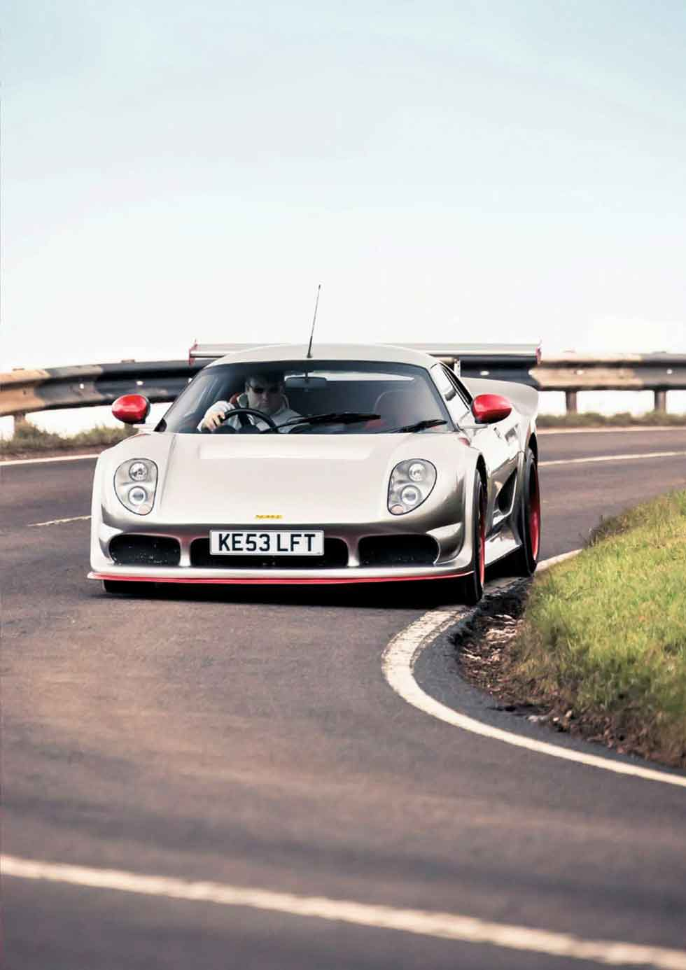 2003 Noble M12 GTO-3R - road test