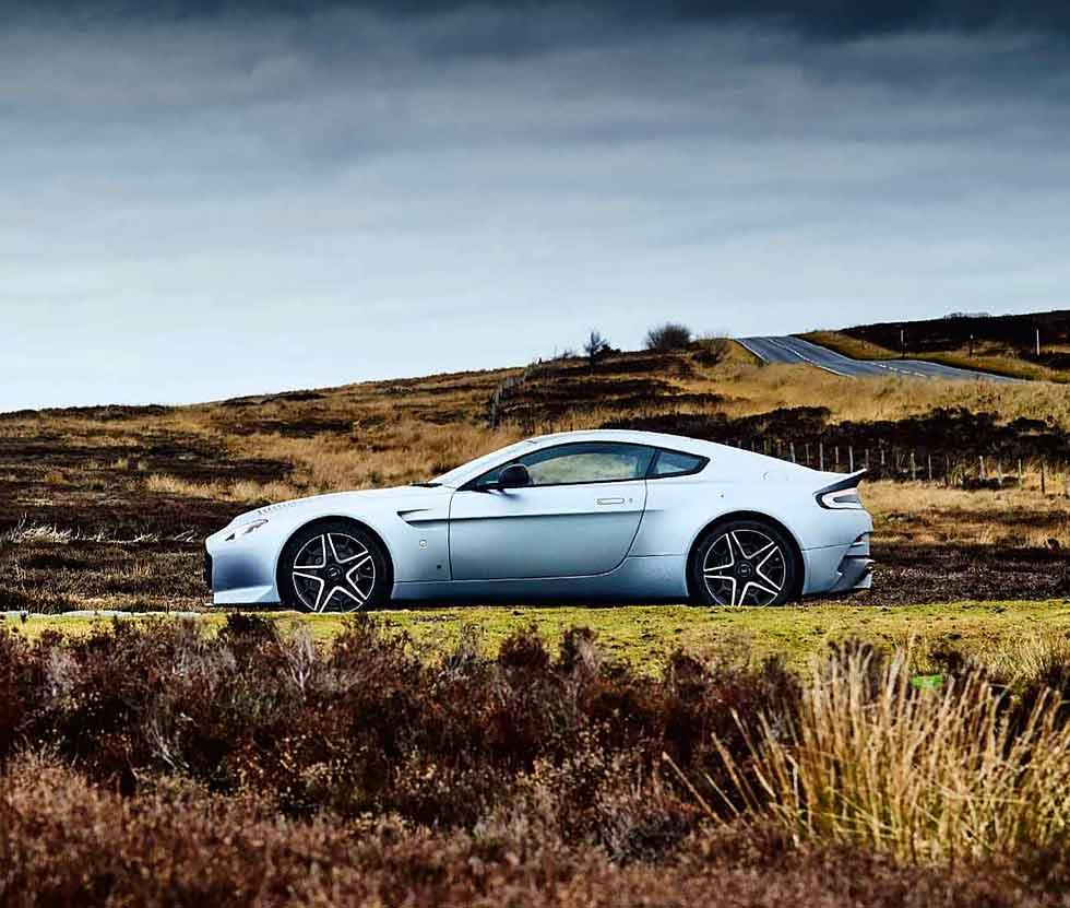 2018 Aston-Martin V12 Vantage V600