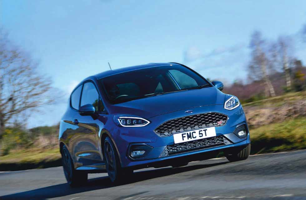 2019 Ford Fiesta ST - road test