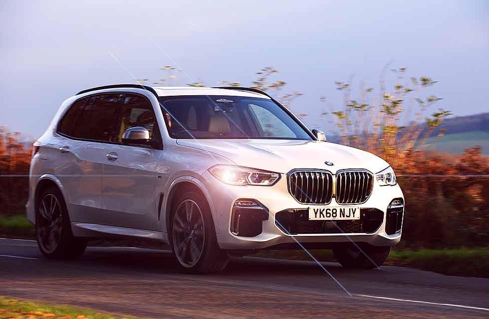 2020 BMW X5 M50d G05