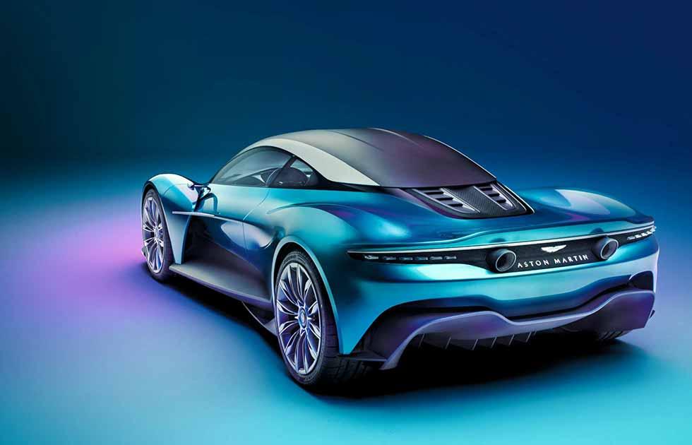 New 2020 Aston Martin Vanquish