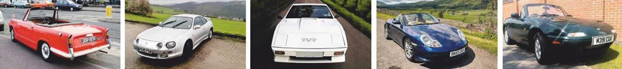 PAUL'S CAR CV