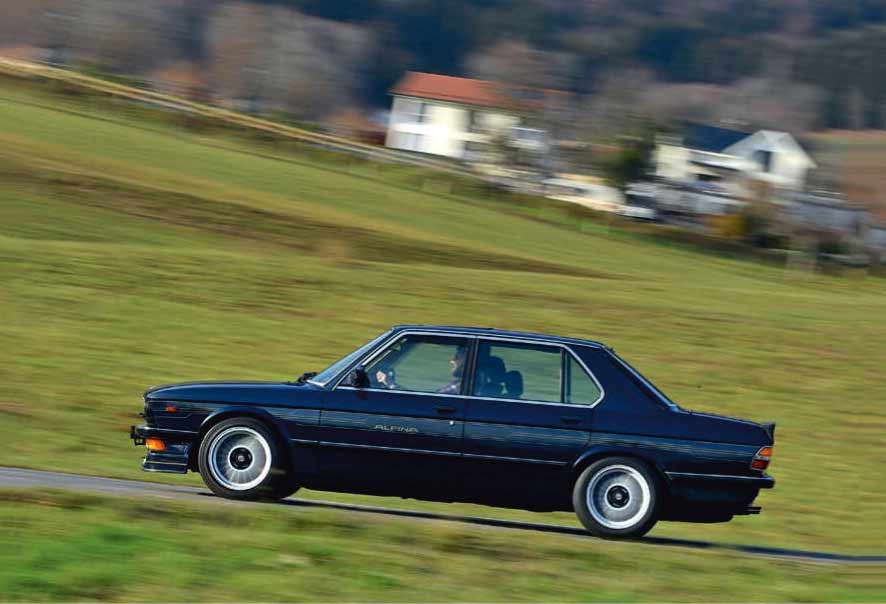 1983 BMW Alpina B9 3.5 E28