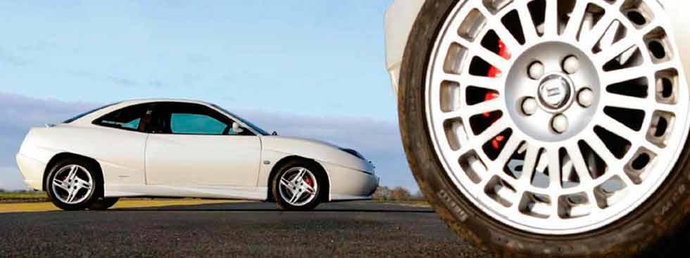 Fiat Coupe 20V Turbo LE vs. Lancia Delta HF integrate Evolution