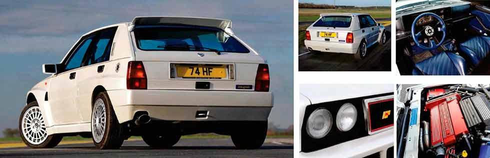 Lancia Delta HF integrate Evolution