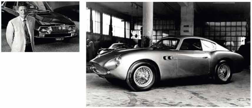 DB4 GT Zagato: Spadas masterpiece