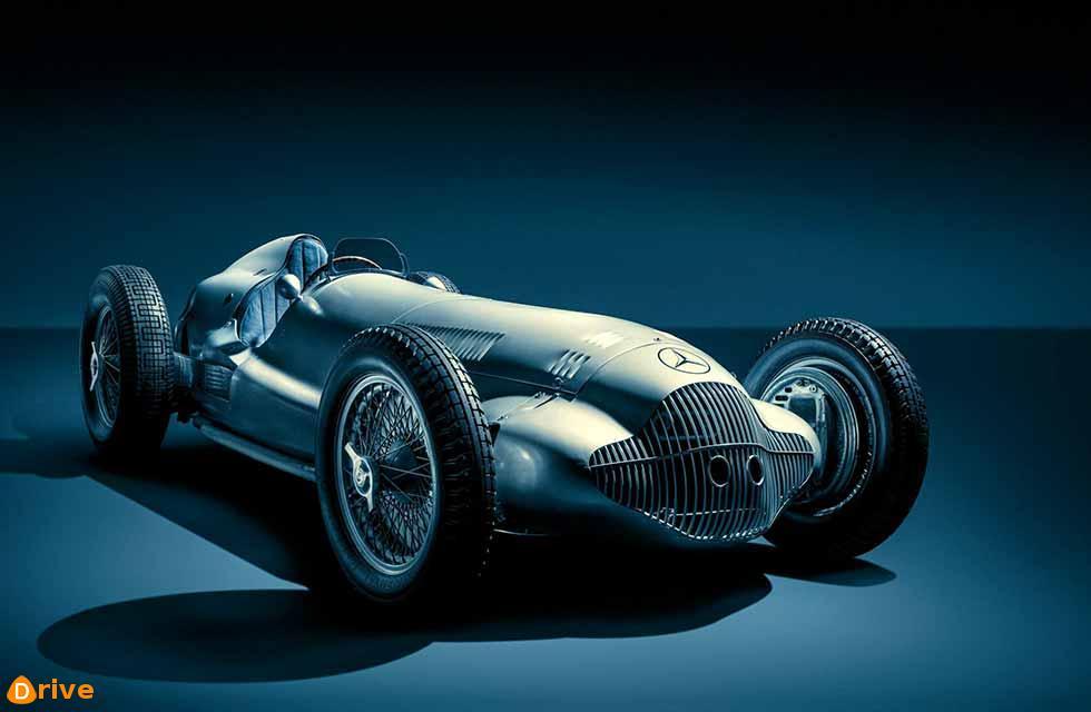 125 years of Mercedes motorsport