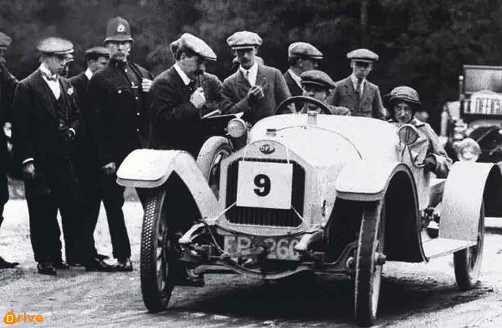 In this month: 15 June 1912 - WO Bentley's first competitive event in a motor car