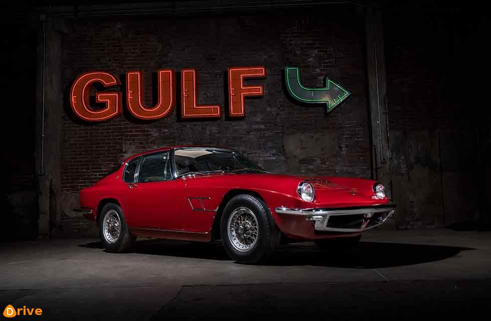 1967 Maserati Mistral 4000 - $110,000 from LBI Limited, Philadelphia, USA