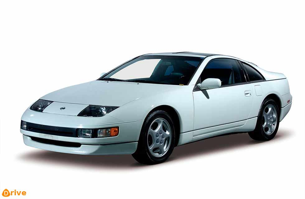 Nissan 300ZX is set for a charge