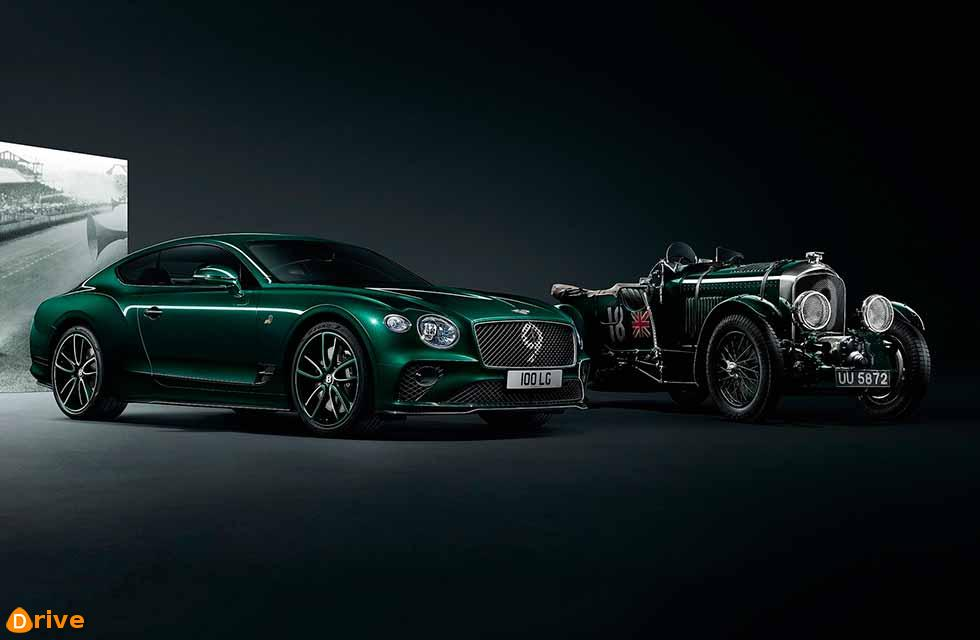 Bentley has announced the Continental GT Number 9 Edition by Mulliner