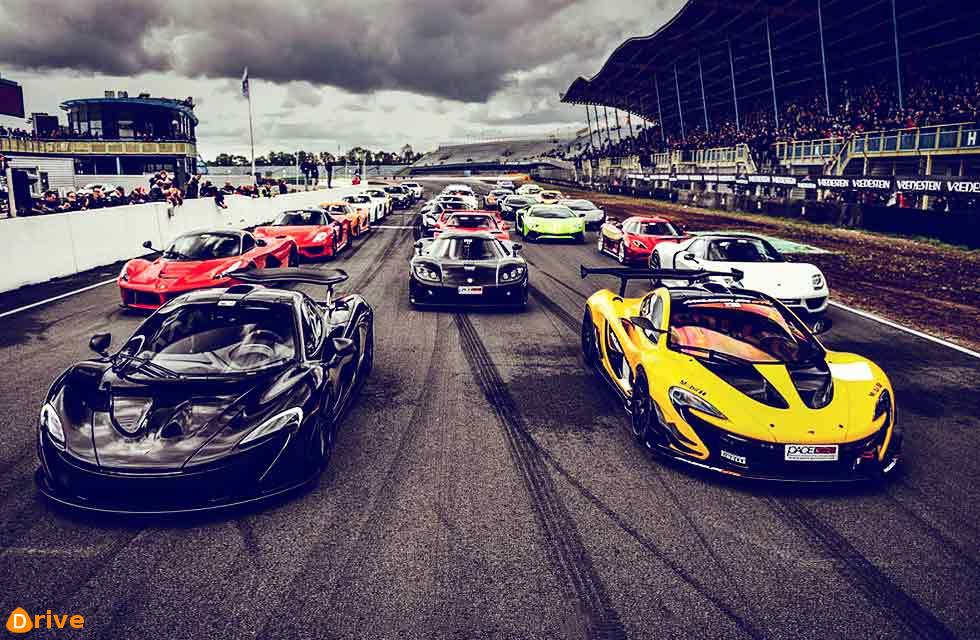 The Supercar Event 2019