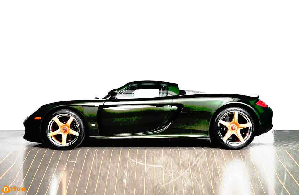 Porsche classic's Carrera GT resto' revealed