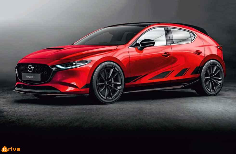 Mazda 3 all set to go 'hyper'