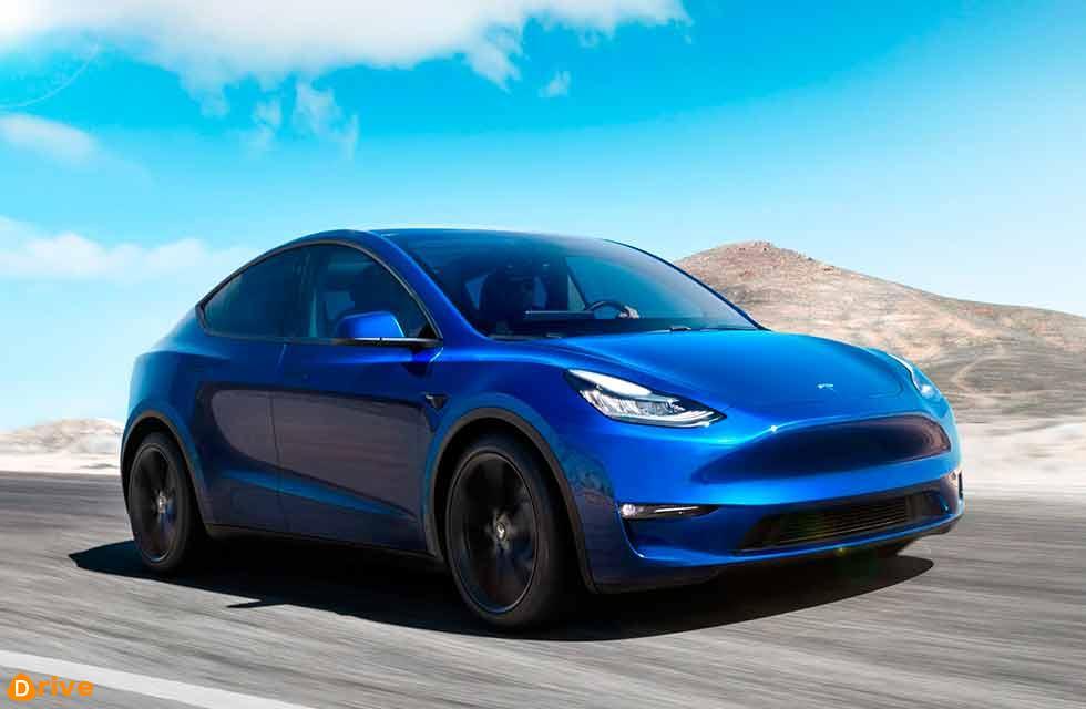 2020 Tesla Model-Y