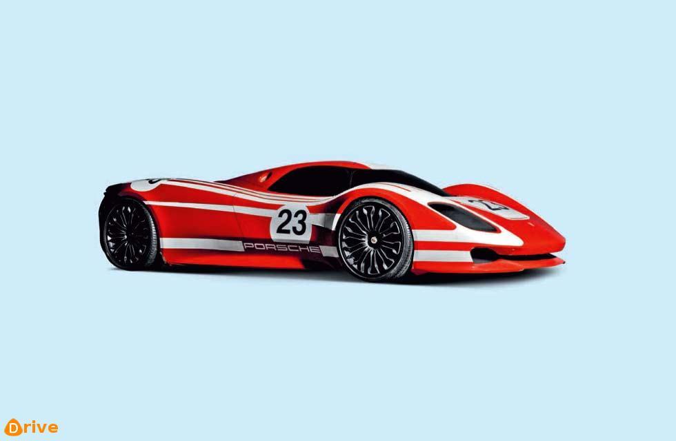 Retro look possible for Porsche's next-gen hypercar
