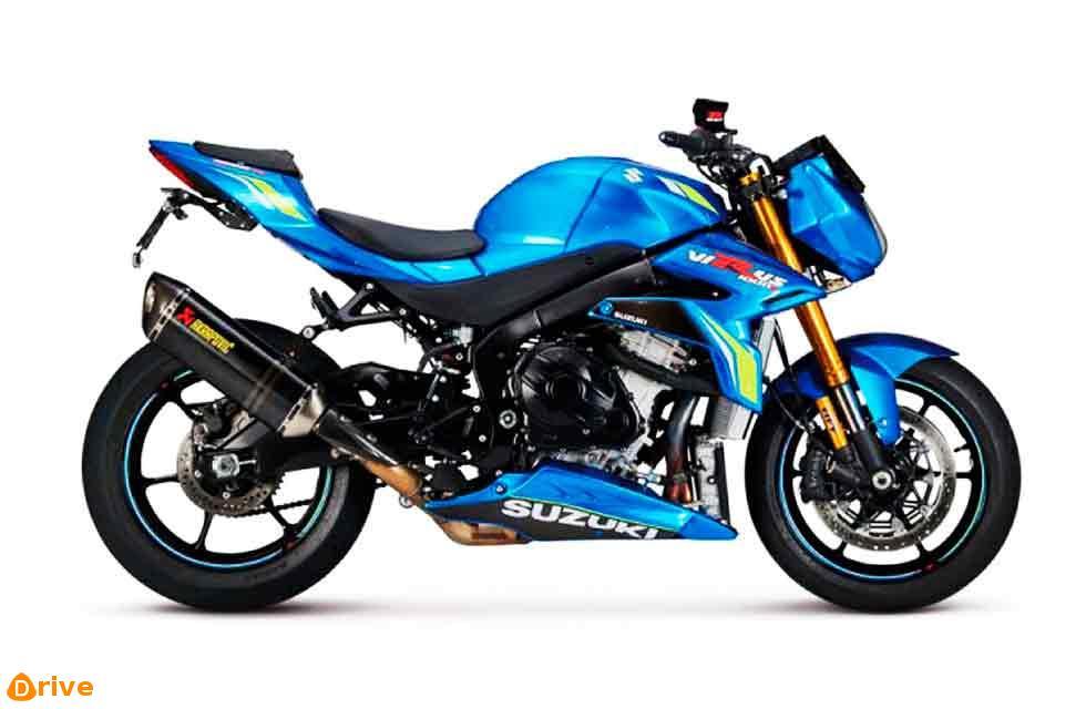 Naked Suzuki GSX-R 1000 Virus