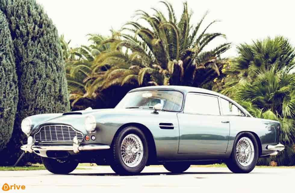 Aston bargain at Bonhams