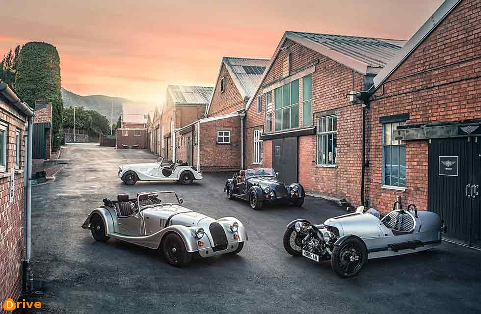 New owner for Morgan