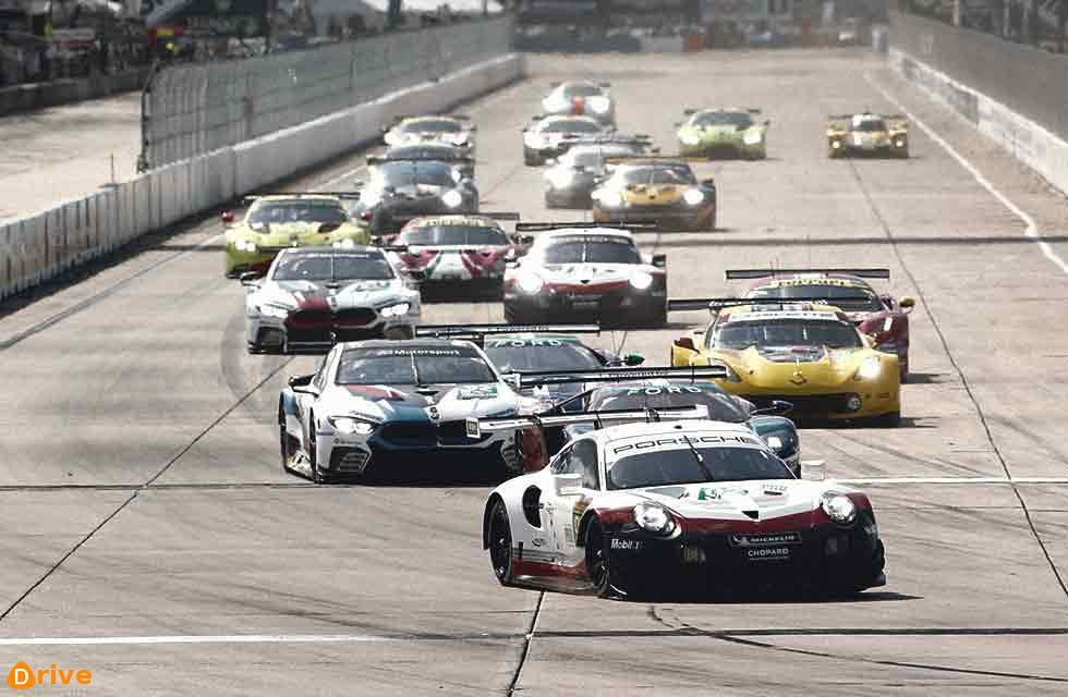 Porsche's GT Team