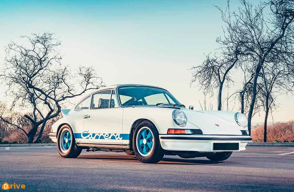 RM Sotheby's Villa Erba sale on May 25 is this 1973 911 2.7RS Touring