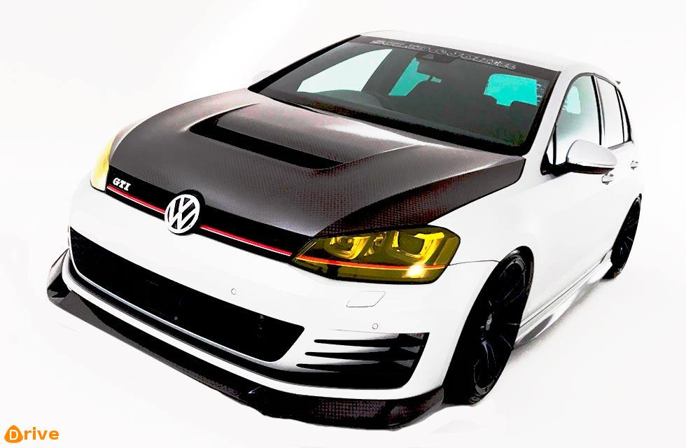 Varis Solid and Joker Golf VII GTI Aero Kit for Volkswagen Golf GTI Mk7