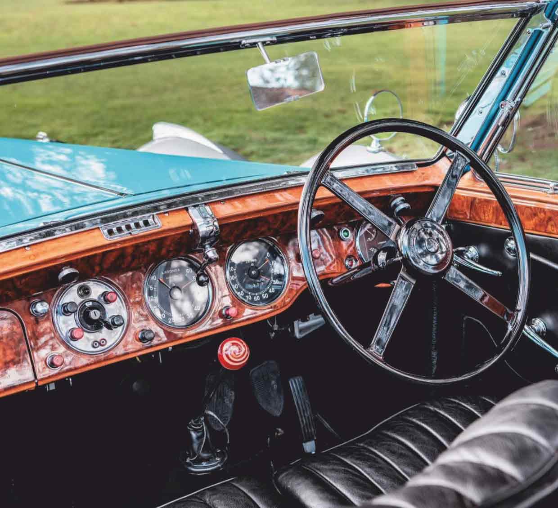 1939 Lagonda V12 Drophead - road test