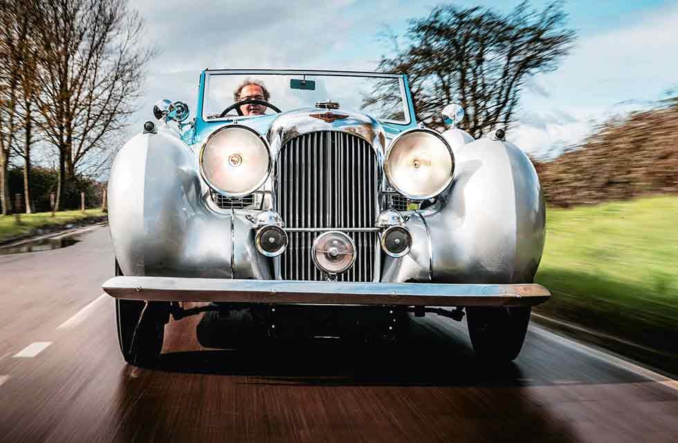 1937 Lagonda V12 Drophead Driven