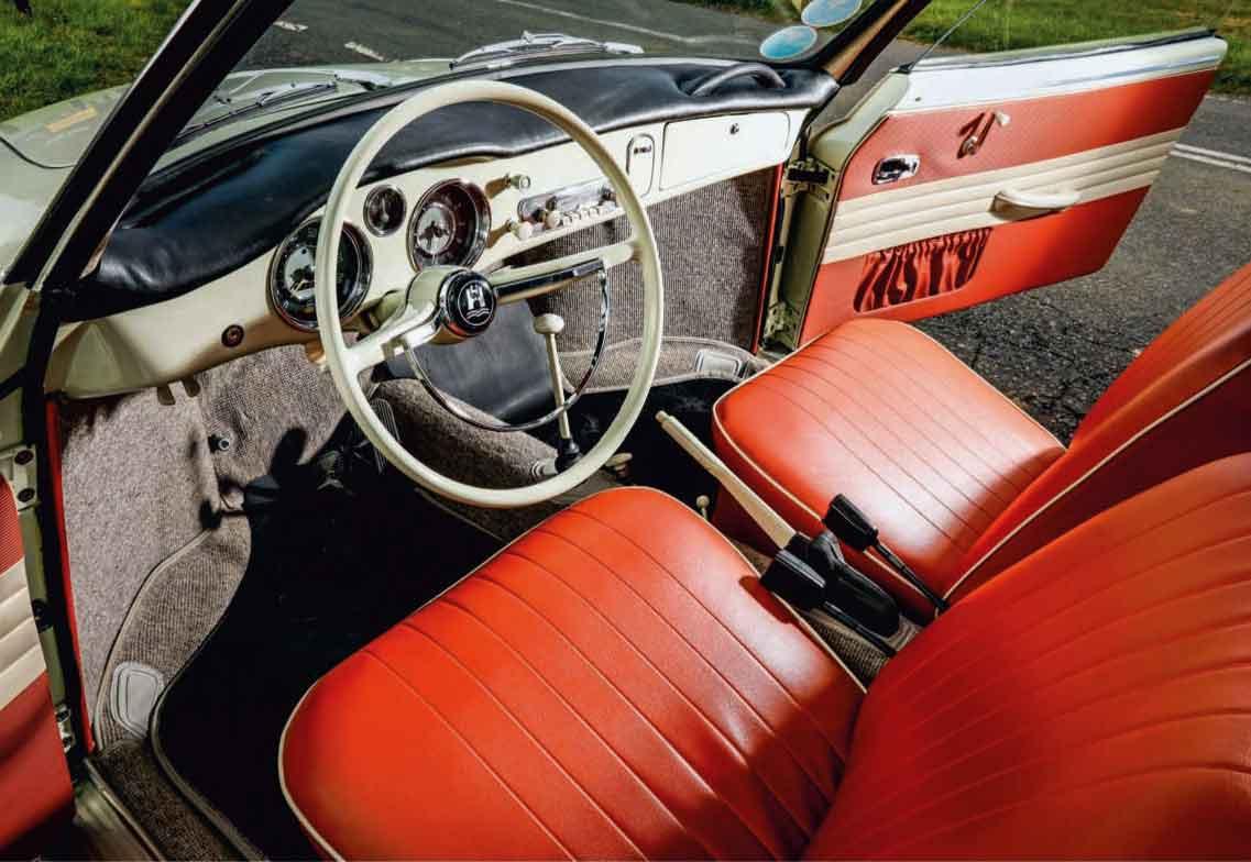 1964 Volkswagen Karmann Ghia Typ 34