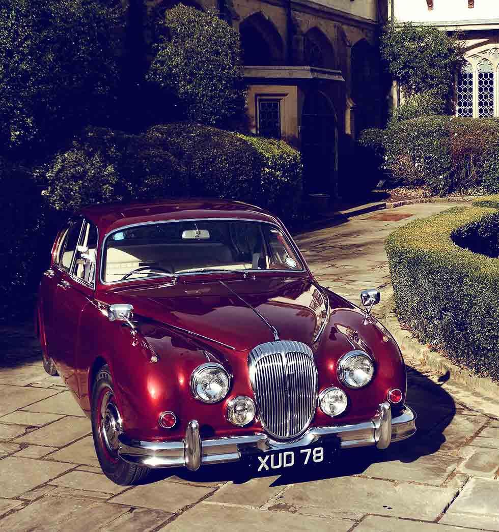 1965 Daimler 2½-Litre V8