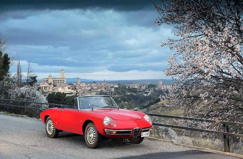 1966 Alfa Romeo Duetto 1600