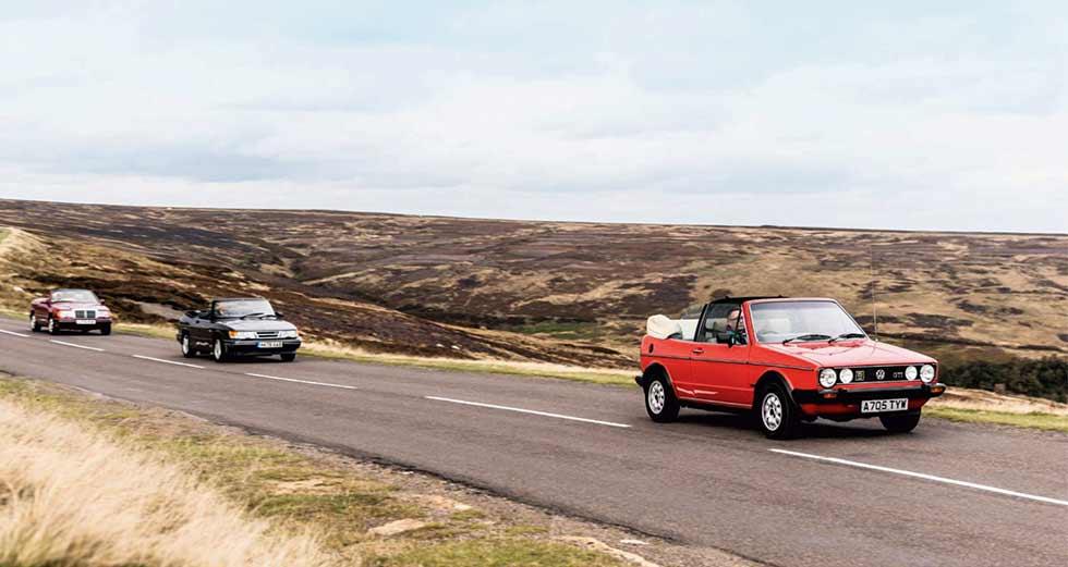 1983 Volkswagen Golf GTI Cabriolet MkI