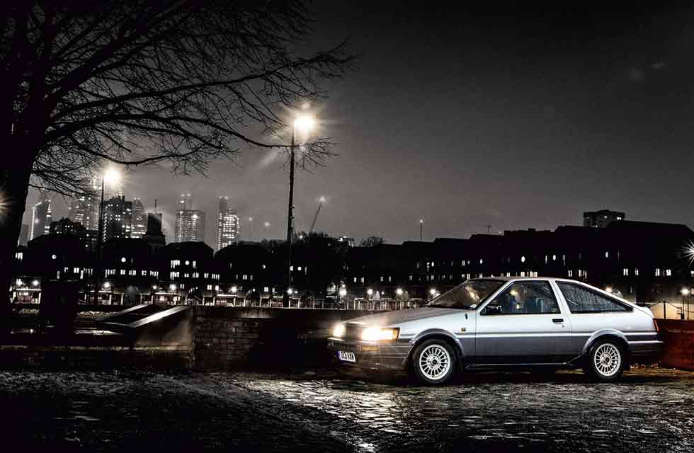 1987 Toyota Corolla GT Coupe AE86
