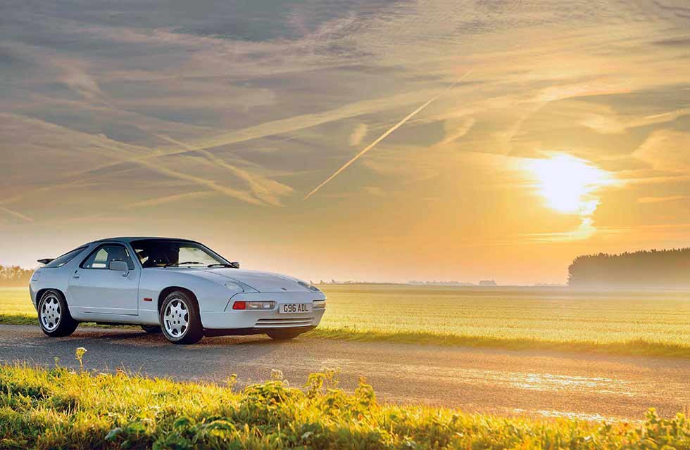 A track car in a previous life, this 928 GT has been reworked by its current owner to pay homage to Derek Bell's 928 Clubsport