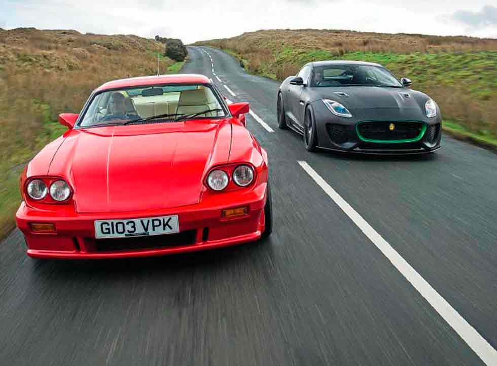 LISTER LE MANS AND LISTER LFT-666
