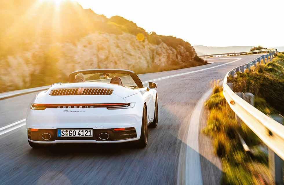 Ruben AUDIMAN Mellaerts - 2020 Porsche 911 Carrera 4S Cabriolet 992