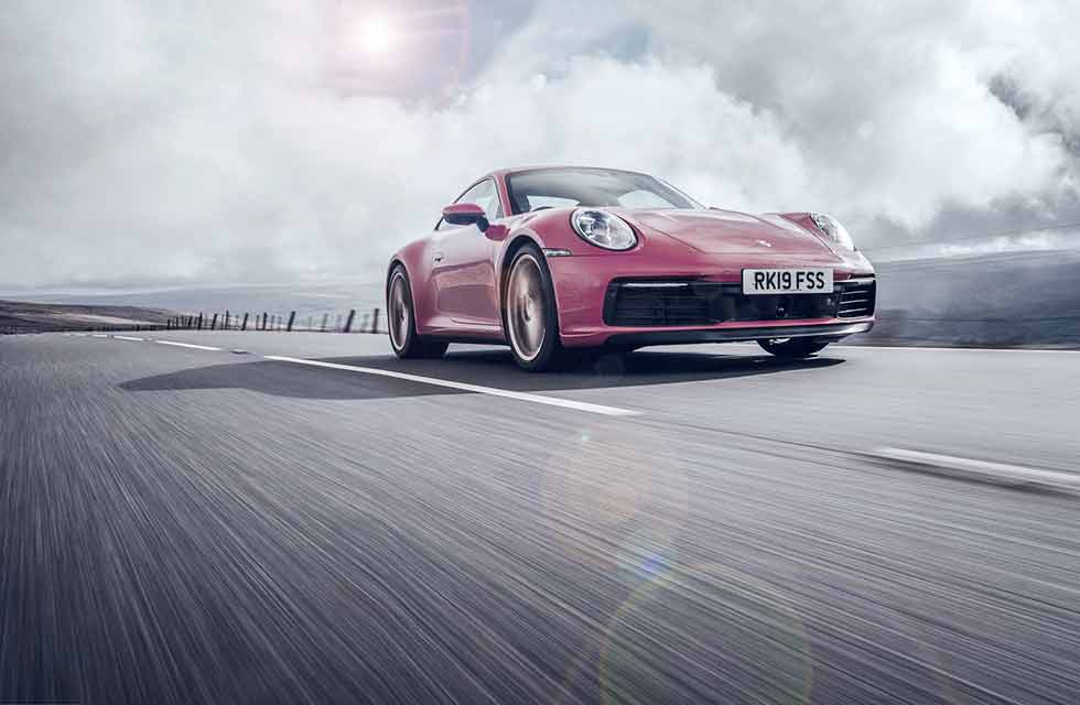 2020 Porsche 911 Carrera 2S 992 - road test