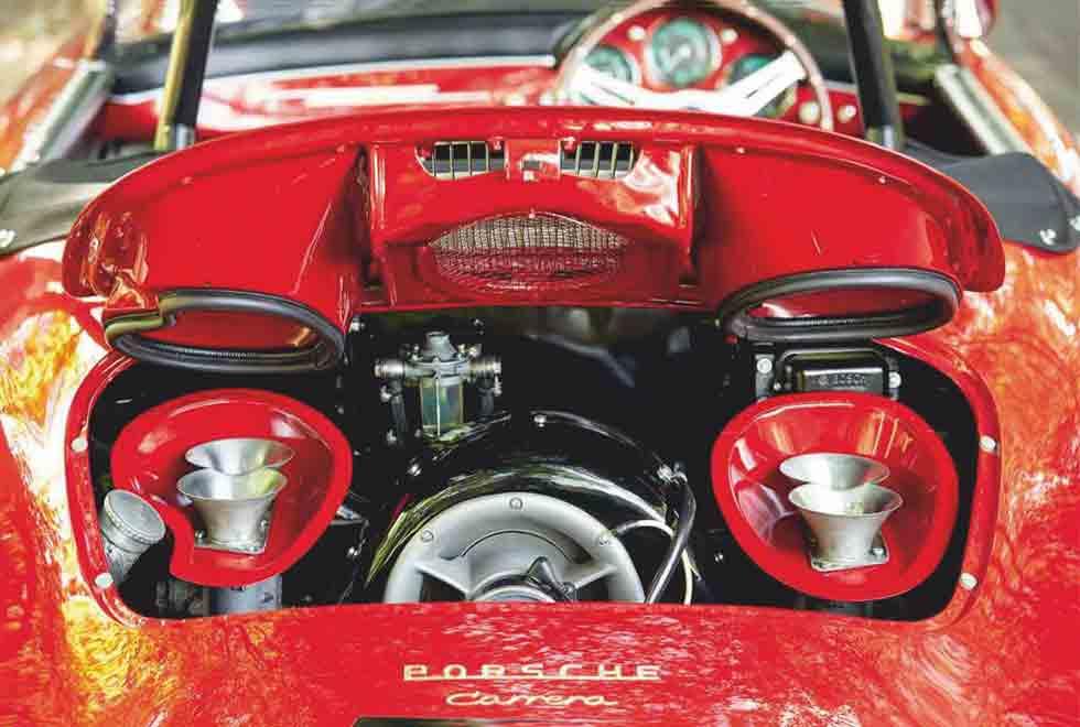 1957 Porsche 356A Carrera GT Speedster