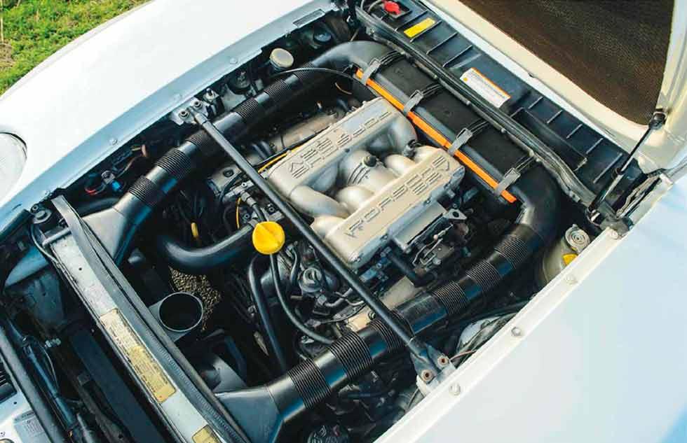 1990 Porsche 928 Clubsport - road test