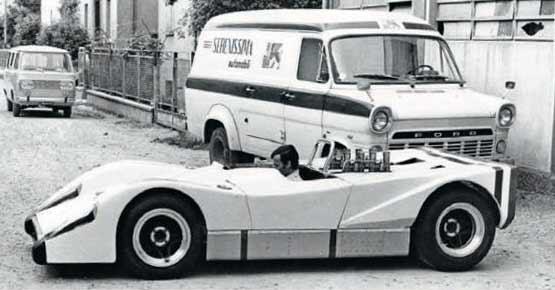 Automobili Serenissima mk168