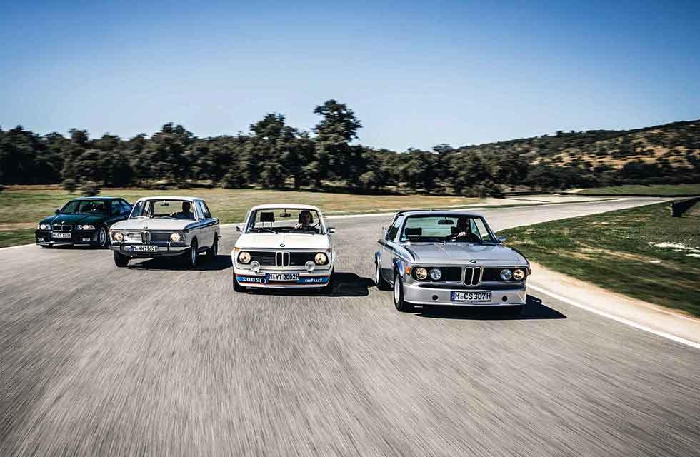 Gudrun Muschalla/BMW - BMW's racing saloons - Five decades of brilliance at Spain's Ascari Circuit