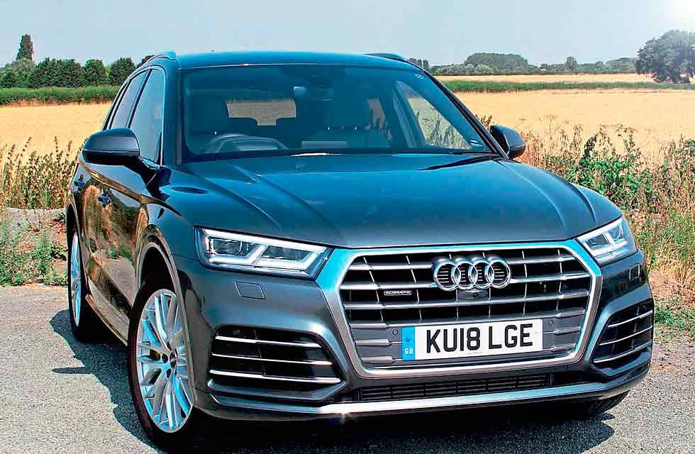 2020 Audi Q5 S-line 3.0 TDI (286 PS) quattro 8-speed tiptronic Type FY - road test